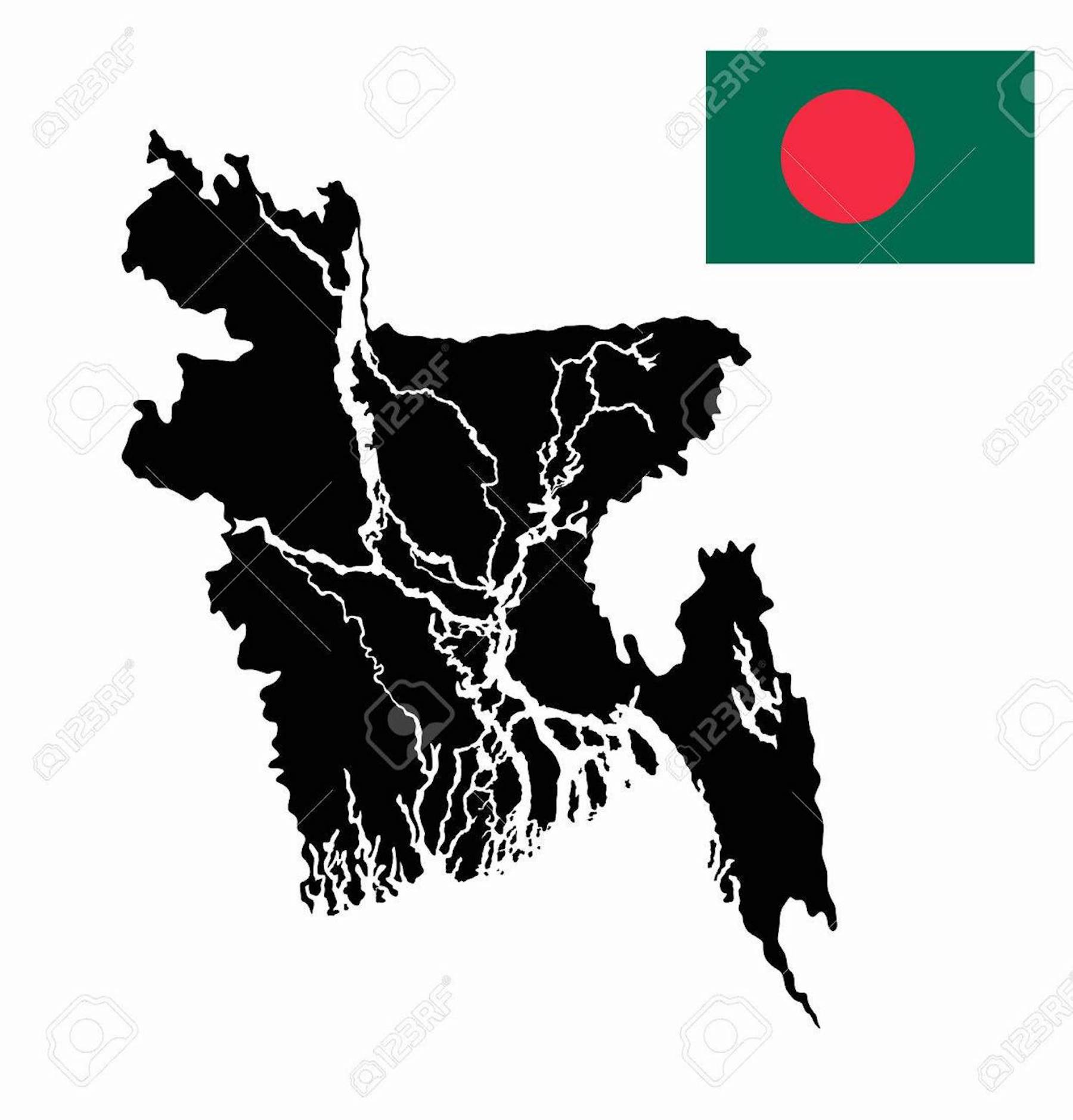 Map Of Bangladesh Clipart, Real Maps, And Other Free.