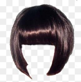 Hair Bangs PNG Images.