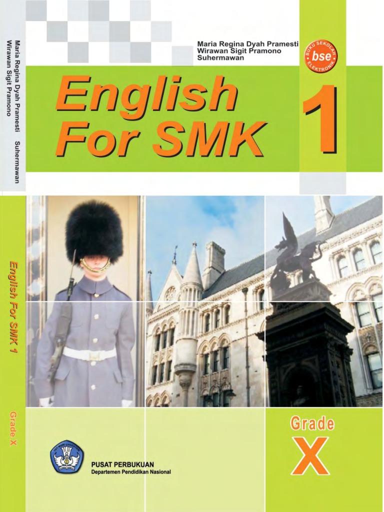 Kelas X SMK BahasaInggris a.
