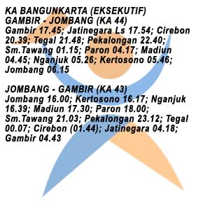 """TIKETKAI.com on Twitter: """"#JadwalKA Jadwal KA Bangunkarta."""