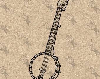 Banjo design.