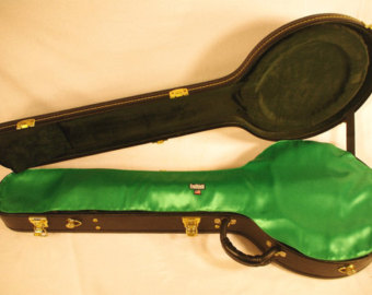 Banjo case.