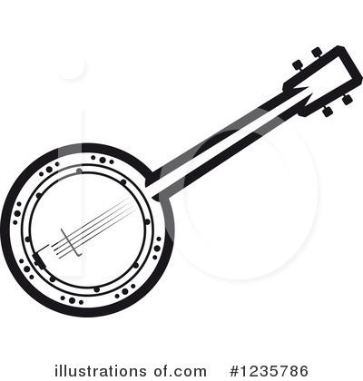 Banjo images clip art.