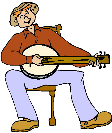 Free Banjo Player Cliparts, Download Free Clip Art, Free Clip Art on.