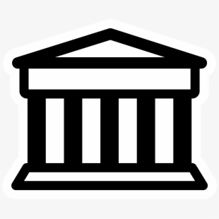 PNG Bank Black And White Cliparts & Cartoons Free Download.