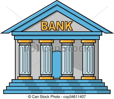 Bank building clipart 3 » Clipart Station.