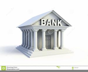 Clipart Bank Building.