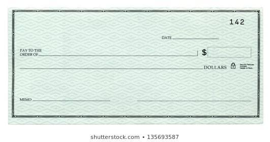 Bank check clipart 1 » Clipart Portal.