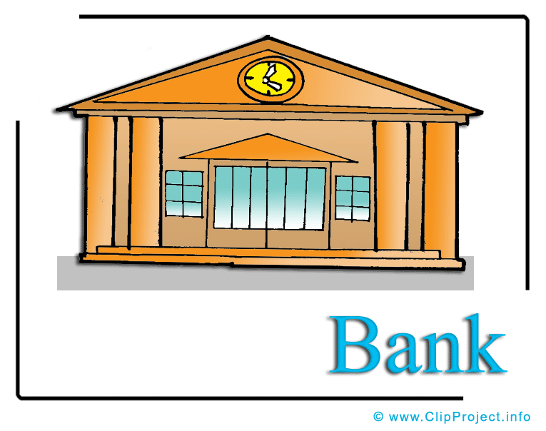 Bank clip art free free clipart images 6.