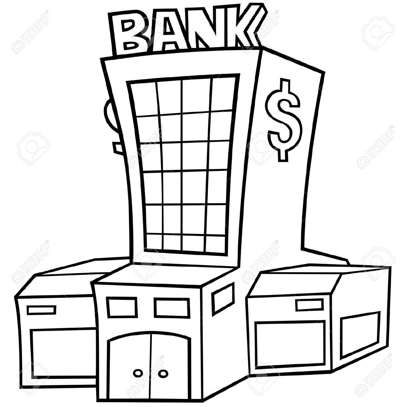 38+ Bank Clipart.