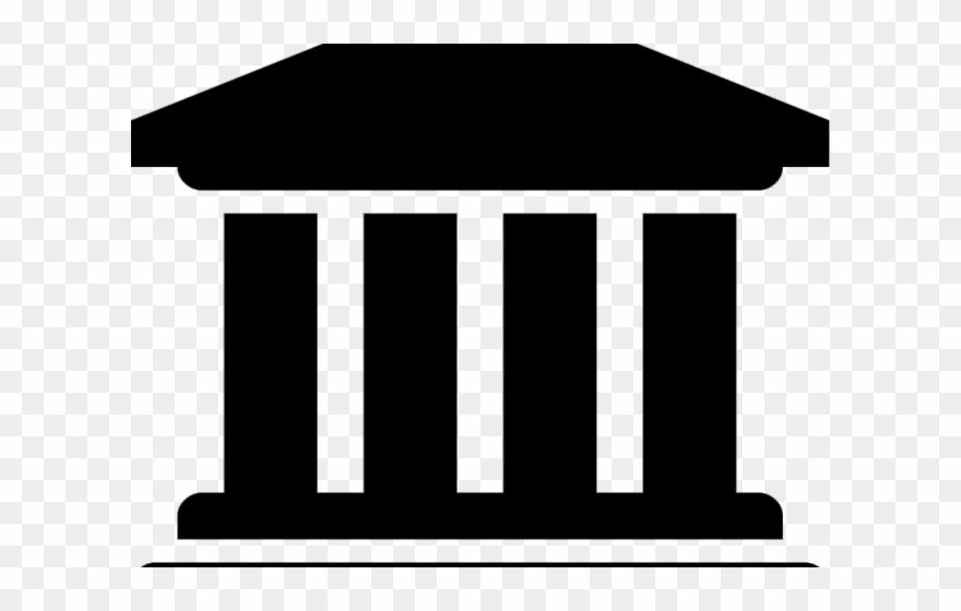 Bank Clipart Bank Icon.