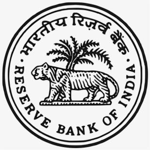 Reserve Bank Of India Logo , Transparent Cartoon, Free.