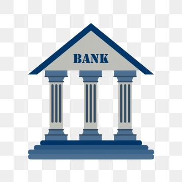 Bank Icon PNG Images.