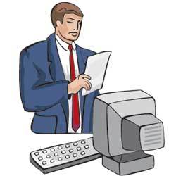 Bank manager clipart 7 » Clipart Station.