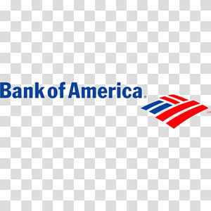 Bank Of America Logo transparent background PNG cliparts.