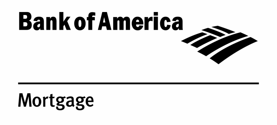 Bank Of America Mortgage Logo Black And White.
