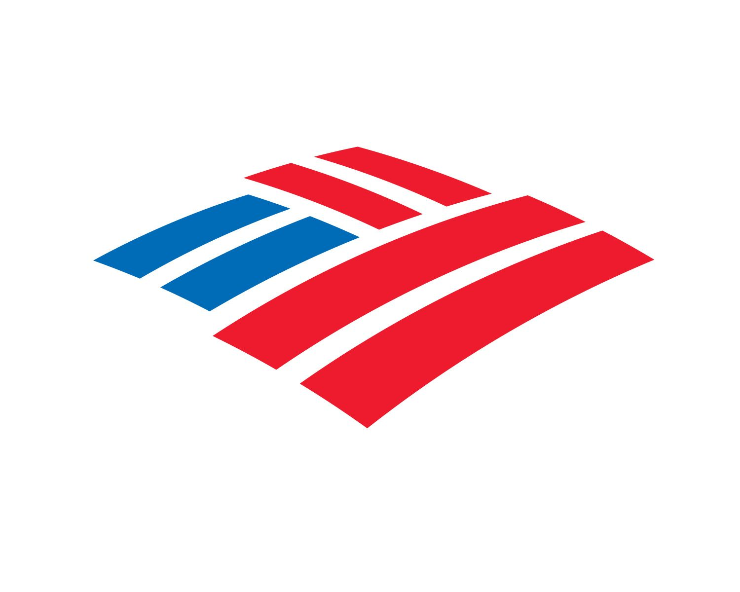 Bank of America Logo #branding.