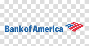 Bank of America Finance Credit card Loan, bank transparent.