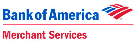 Bank of America Merchant Services.