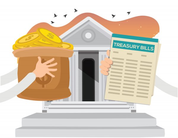 Bank of treasury bills download free clip art with a.