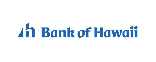 Bank Of Hawaii.