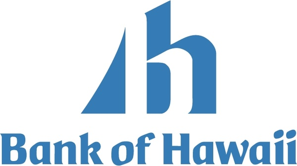 Bank of hawaii 1 Free vector in Encapsulated PostScript eps.