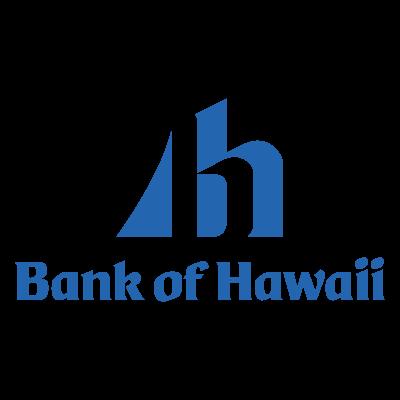 Bank of Hawaii logo vector free.