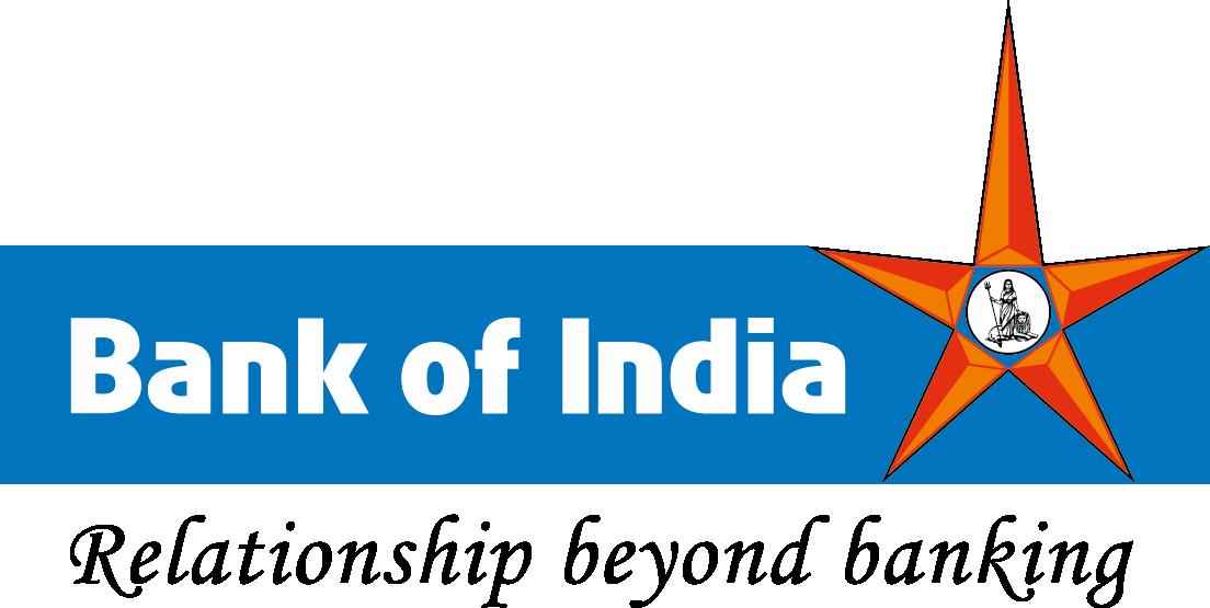 Bank of India Logo.