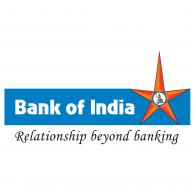 BOI Bank of India Logo.