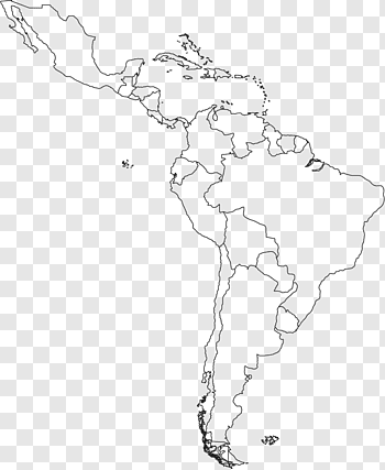 Central America cutout PNG & clipart images.
