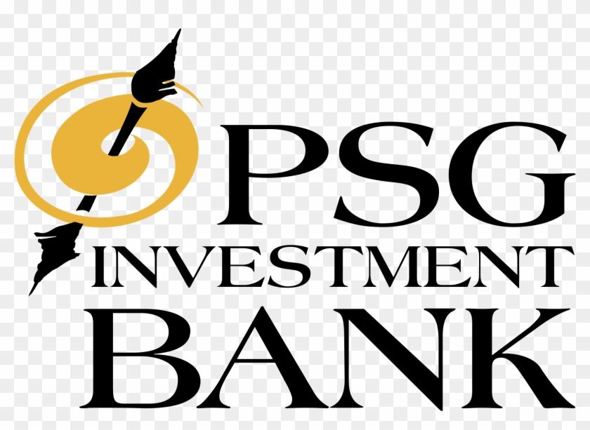 Psg Investment Bank Logo Png Transparent.