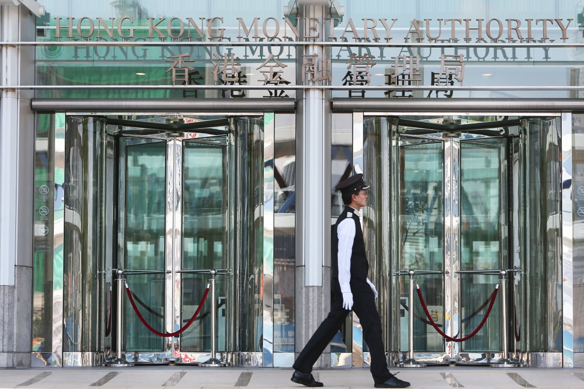 Hong Kong Monetary Authority moves to steady ship amid protests, US.