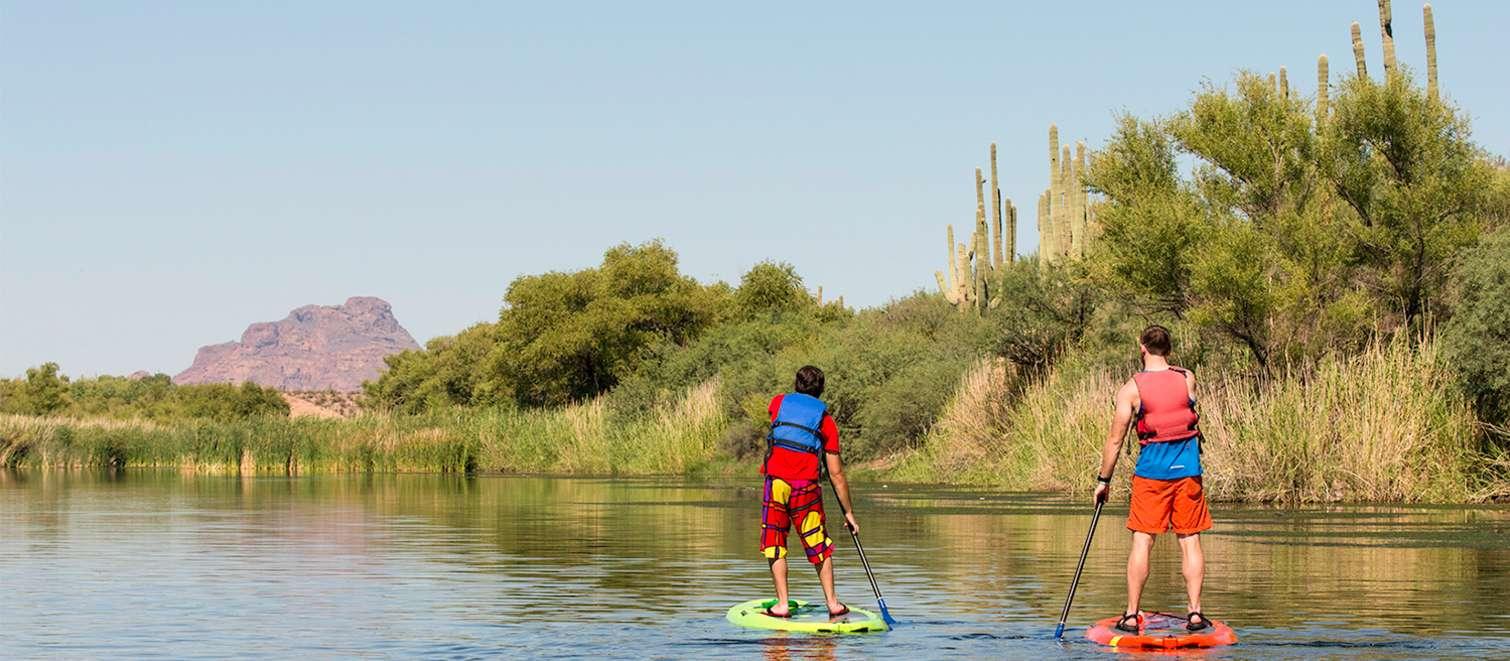 Arizona Rafting.