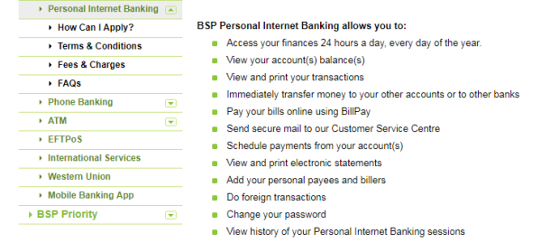 BSP Online Banking Benefits and Starting Tips.