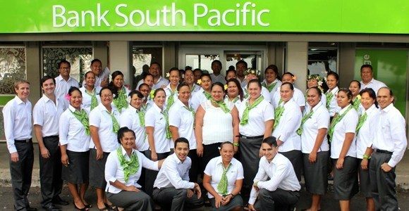 Bank South Pacific's expansion to drive growth in Pacific Island.