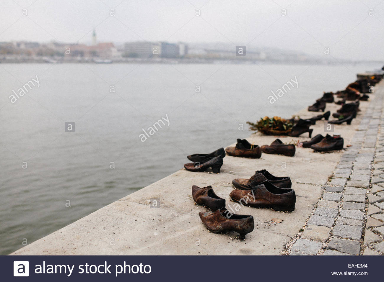 Shoes On The Danube Stock Photos & Shoes On The Danube Stock.