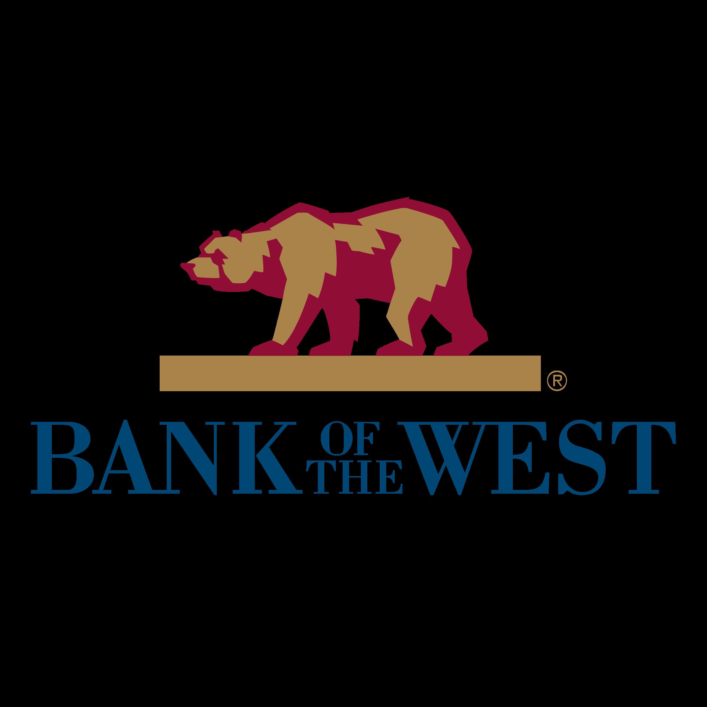 Bank of the West Logo PNG Transparent & SVG Vector.