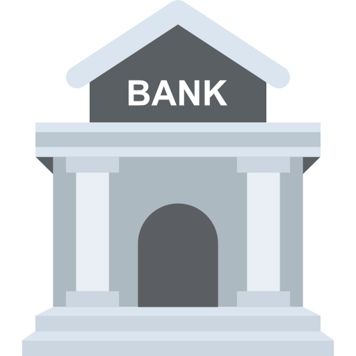 Bank PNG Background.