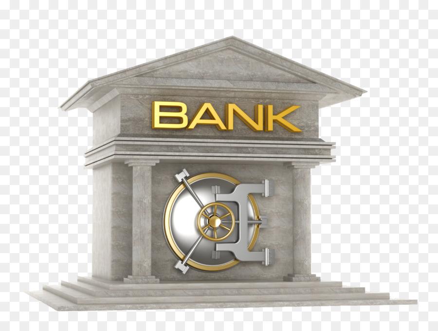 Bank Cartoon png download.