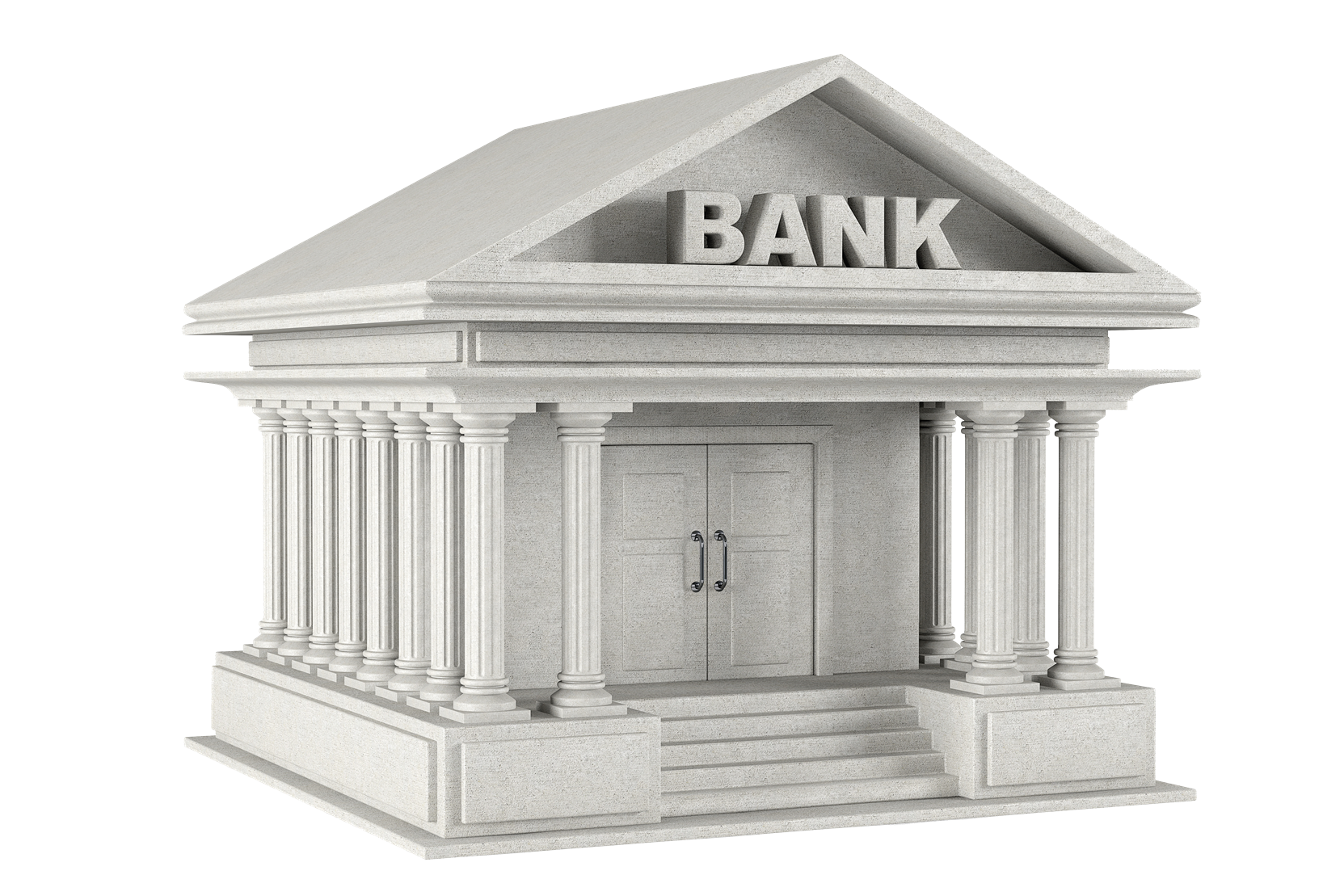 Download Bank PNG Picture.