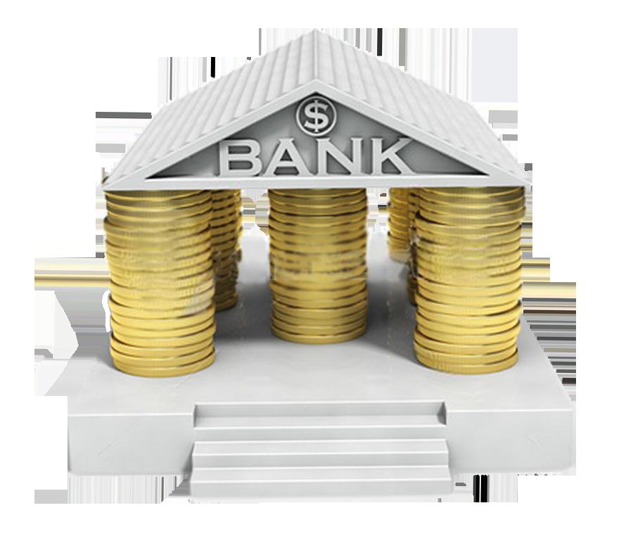 Bank PNG Image.
