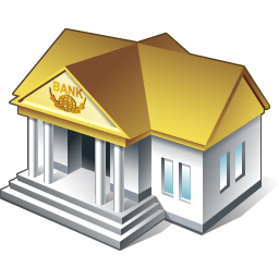 Bank Icon Png #141950.