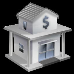 Free Bank Image Icon #5975.