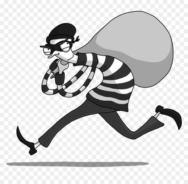 Bank robbery Crime Clip art.