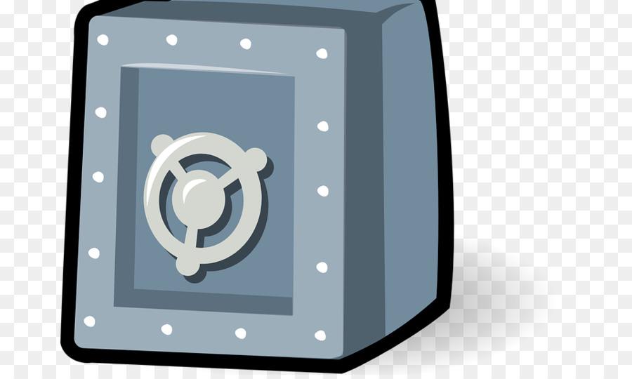 Bank vault Safe deposit box Clip art.