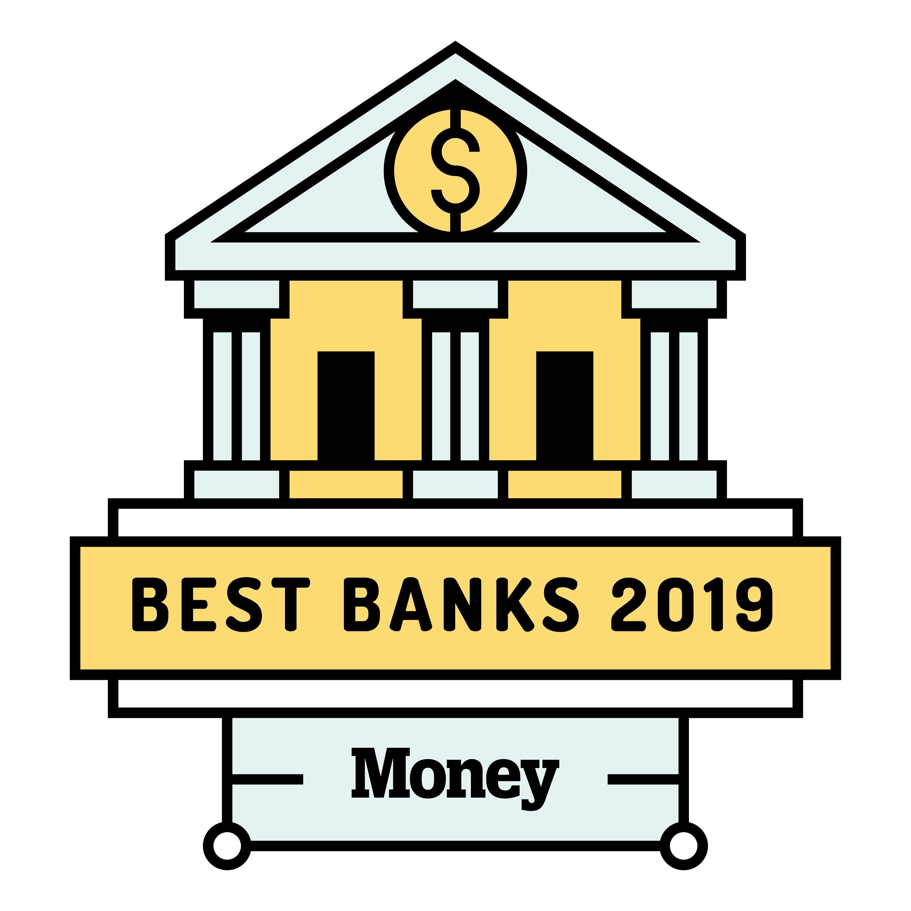 Money\'s Best Banks for 2019.