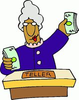 How to Be a Successful Bank Teller.