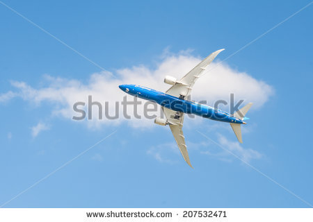 Flightpath Stock Photos, Royalty.