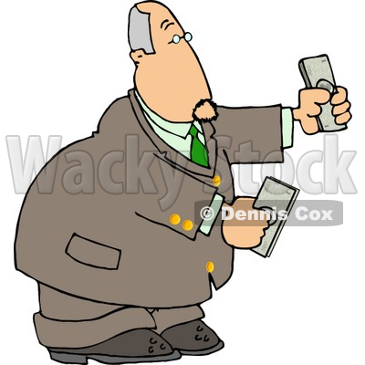 Bankers Hours Clip Art.