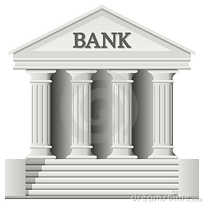Banking Clipart, Bank Free Clipart.